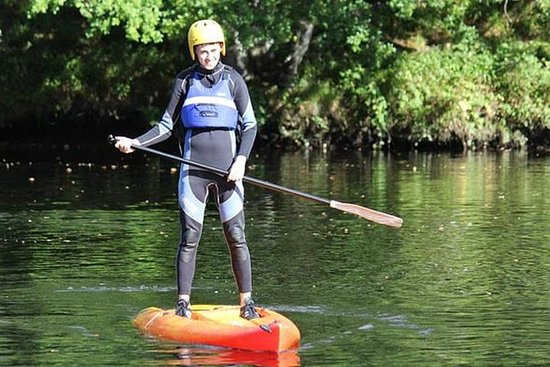 Stand Up Paddle à Aberfeldy