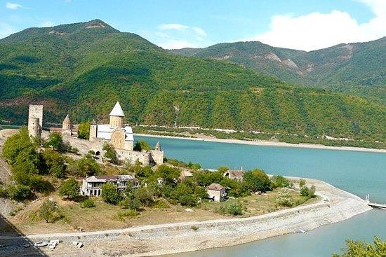 Ananuri-Gudauri-Kazbegi Tour