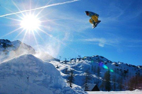 Vogel Ski Center: Half Day...