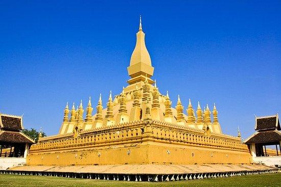 Vientiane City Day Tour och Buddha ...