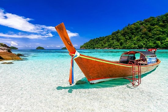 Schnorcheln auf der Insel Koh Lipe ab...