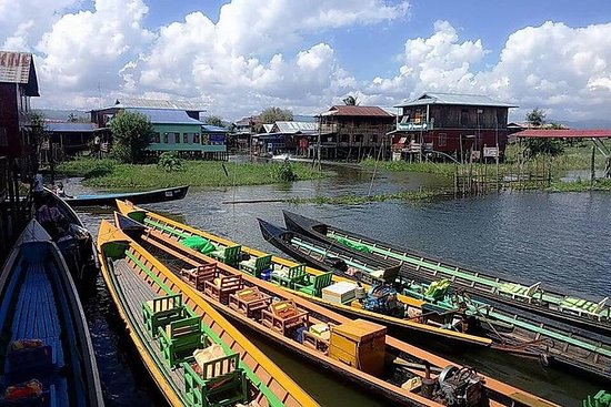 Inle Lake Private Day Tour with...