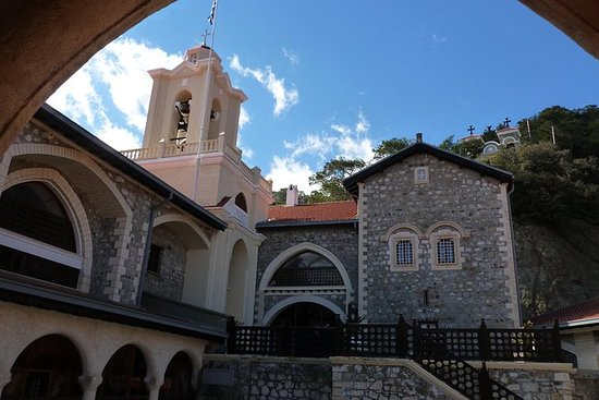 Dagtrip naar het Kykkos-klooster ...