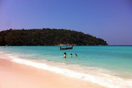 普吉岛快艇私人小团体游览拉查群岛