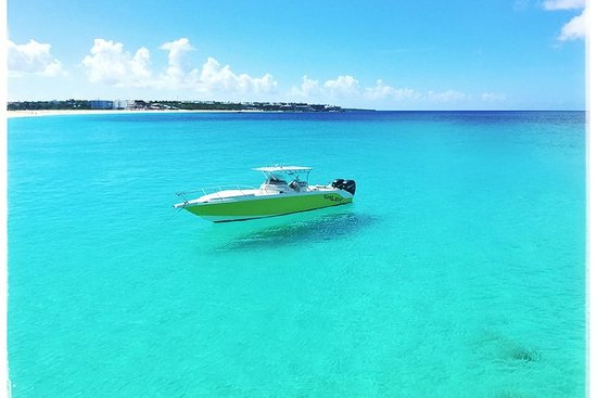 Private Full-Day Cruise of St. Martin...