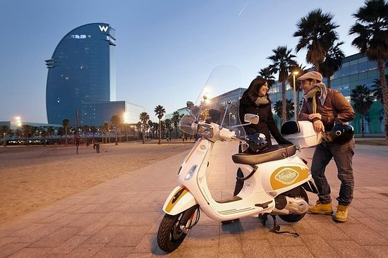 The 10 Best Barcelona Vespa Scooter Amp Moped Tours With