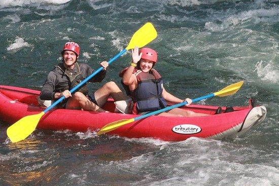 Double Kayak Along the Sarapiqui...