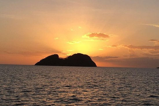 Sunset and Snorkeling Tour at...