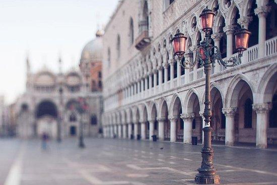 Venice Walking Tour og Gondol Ride