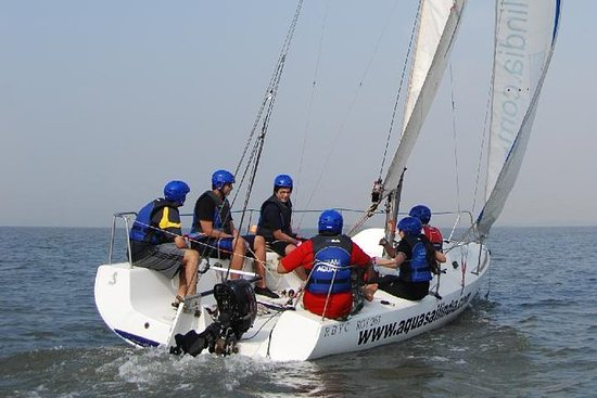 2-Hour Private Beginner Sailing...