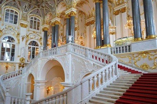 Privates Hermitage State Museum mit...