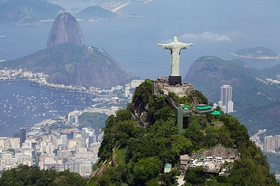 Skip the Line: Christ the Redeemer...