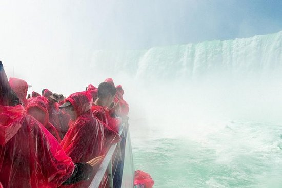Niagara Falls og Niagara-on-the-Lake...