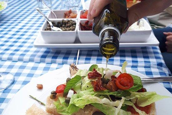 Ekstra Virgin Olive Oil Tasting i Mgarr