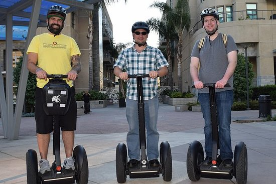1.5-Hour Dallas Sightseeing Tour by Segway