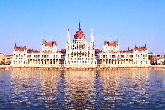 Budapest Ungarsk parlamentets besøk...
