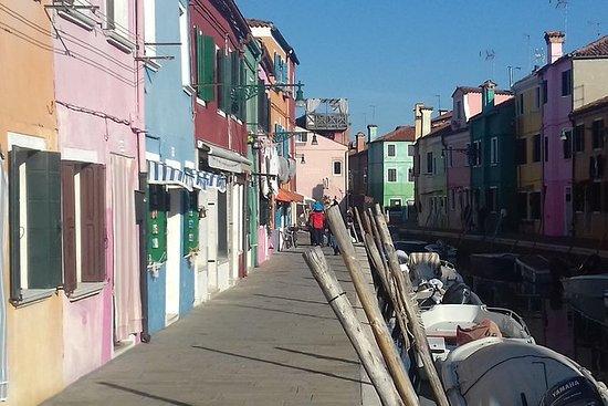 穆拉諾島玻璃吹製體驗及布拉諾島蕾絲工藝之旅