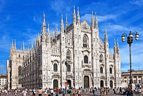 Balade dans le centre-ville de Milan...