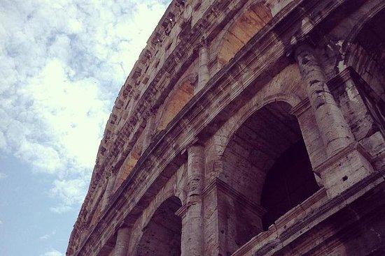 古罗马斗兽场和罗马广场私人之旅