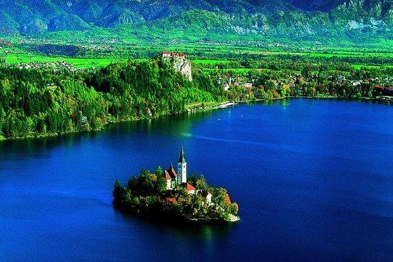 Lago Bled - uma pérola alpina
