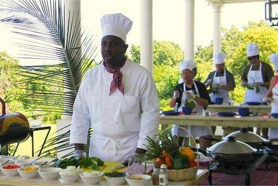 Geschmacksrichtungen der Jamaica Food...