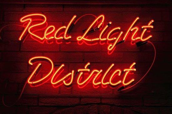Visita nocturna al Barrio Rojo de...