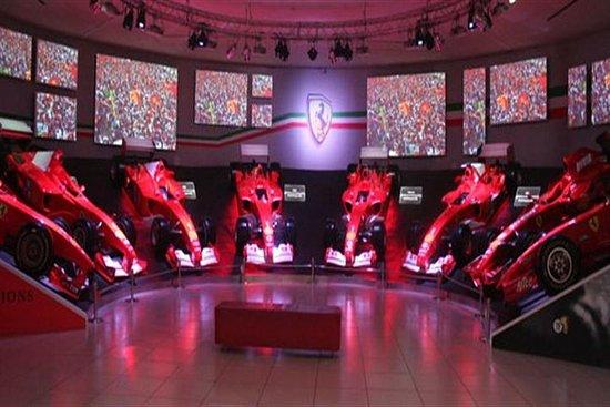 Full-Day Ferrari Race Track and...