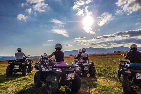 Full Day ATV Tour From Split