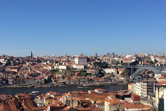 Utsikt over Porto bytur