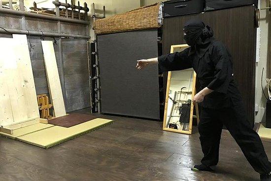 2-Hour Samurai and Shinobi Experience
