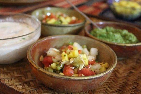 Private Ayurvedic Cuisine Experience...