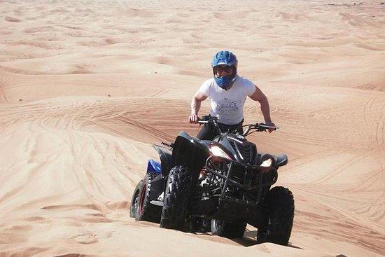 Dubai Quadbike Ride og Desert Safari...