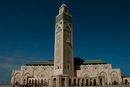 Casablanca and Rabat: Private full...