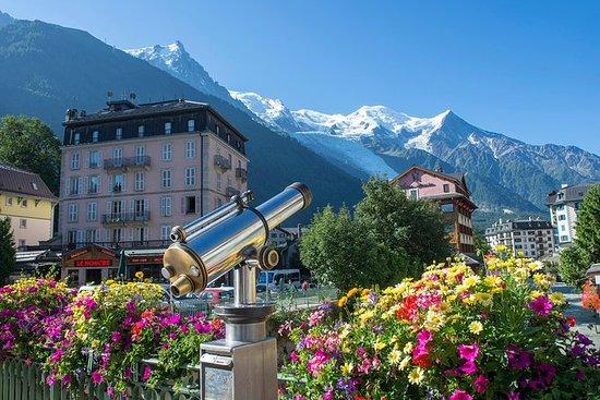 Excursion d'une journée à Chamonix et...