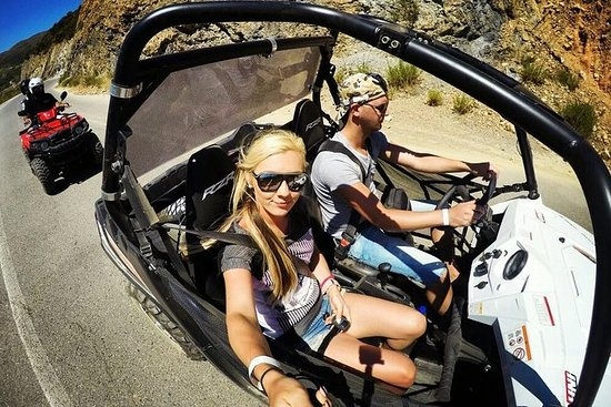 Polaris Buggy 4-timers Safari fra...
