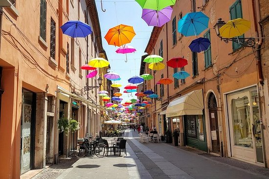 Da Bologna: tour guidato di Ferrara