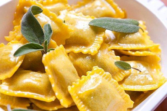 Roma, Lezione Culinaria di Ravioli e