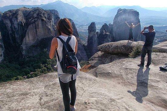 Tour di Meteora di un giorno intero in