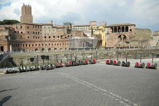 Roma La grande bellezza Segway代步车之旅