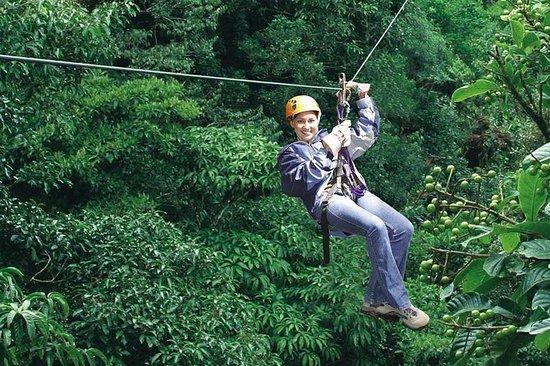 Selvatura Park Canopy Tour vanuit ...