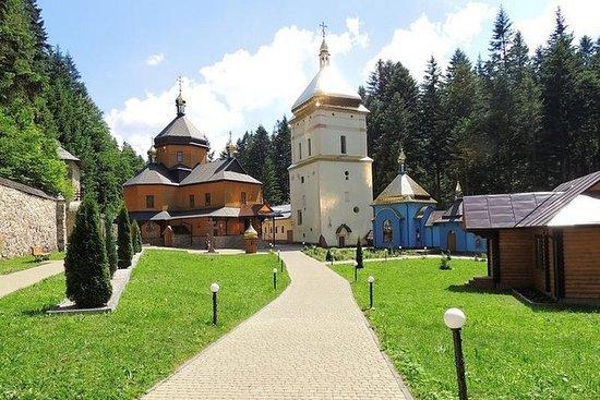 Monasterio privado de Manyavsky y...