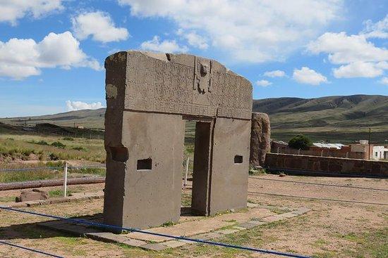 Privat tur til Tiwanaku Ruins fra La...
