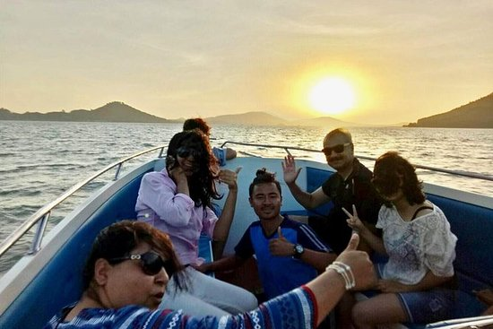 James Bond Island with Canoeing & Snorkeling in Khai Island: Sunset Trip to James Bond Island with Buffet Lunch