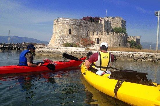 Sea Kayak in Nafplio