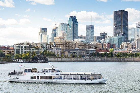 Le Bateau-Mouche Sightseeing Cruise...