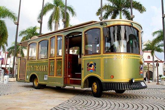 Cartagena City Trolley Tour