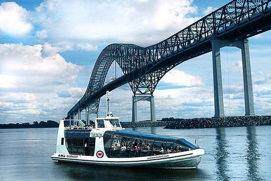Trois-Rivieres Sightseeing Cruise