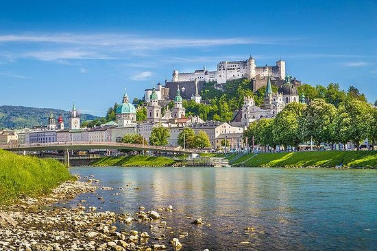 Salzburg Sightseeing Day Trip from...