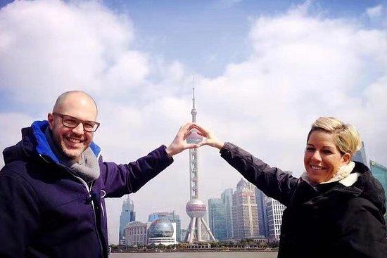 Omfattende og stor verdi Shanghai bytur...