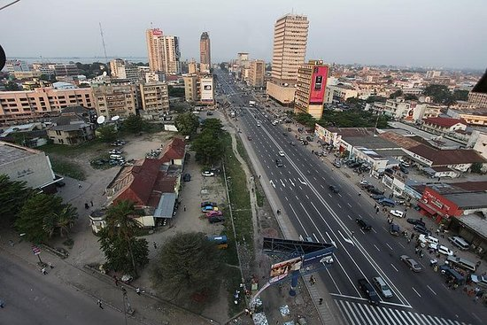 Kinshasa City Sightseeing Tour privado de 6 horas